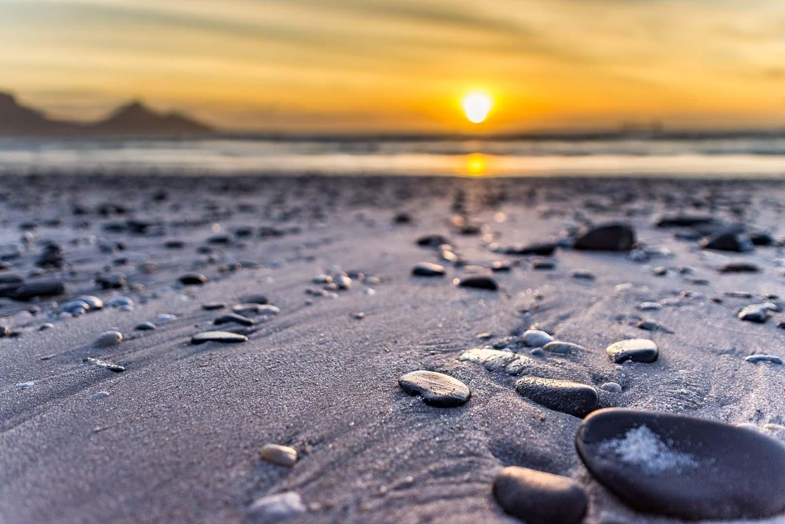 Image of the Sunset over Cape Town from Sunset Beach - Tinotenda-Chemvura