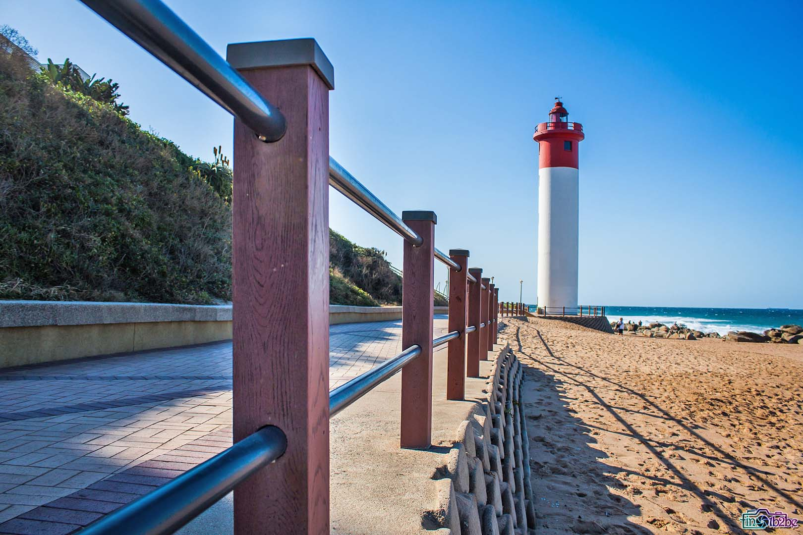 Image of Umhlanga Lighthouse, Durban, South Africa - Tinotenda Chemvura