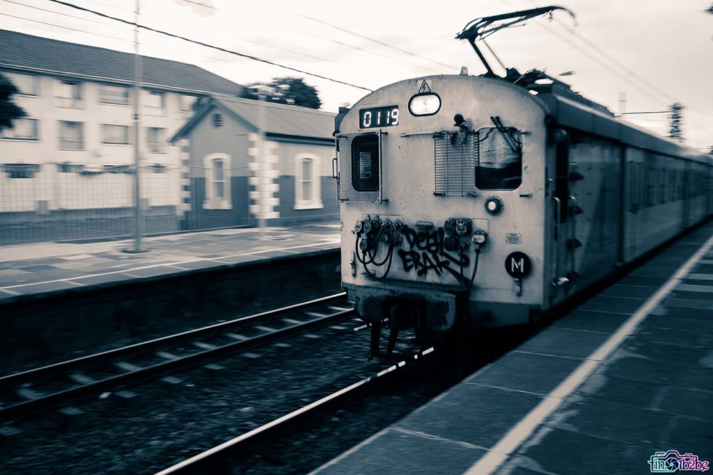 Image of Rosebank Train Station, Cape Town - Tinotenda Chemvura