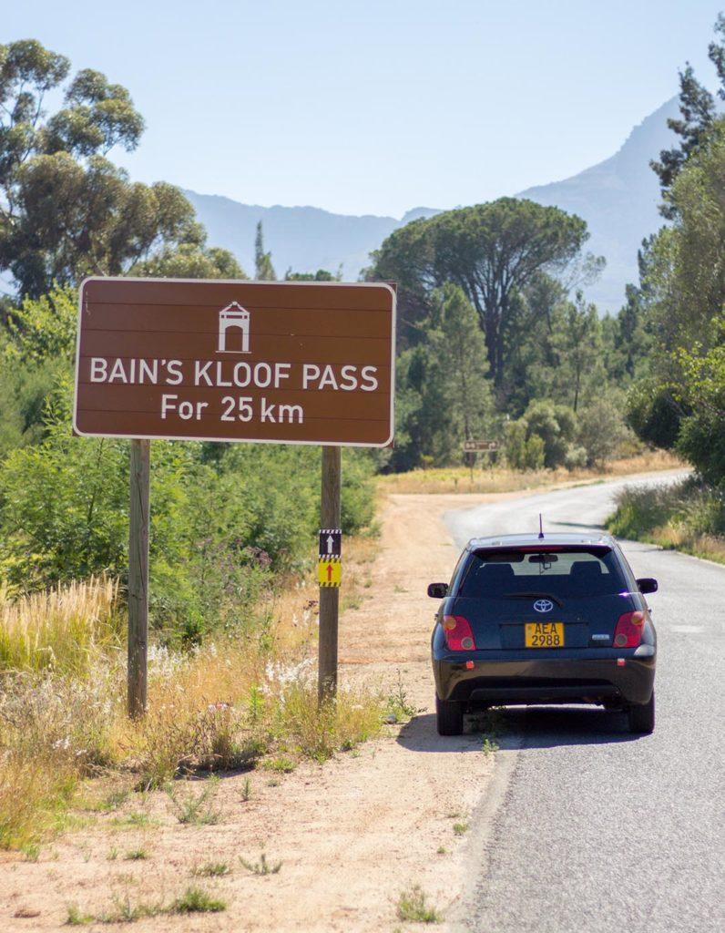 Bains Kloof Drive - Tinotenda Chemvura