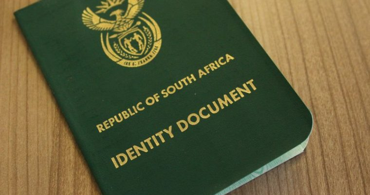 How to get your South African ID Book with your Permanent Residence Permit