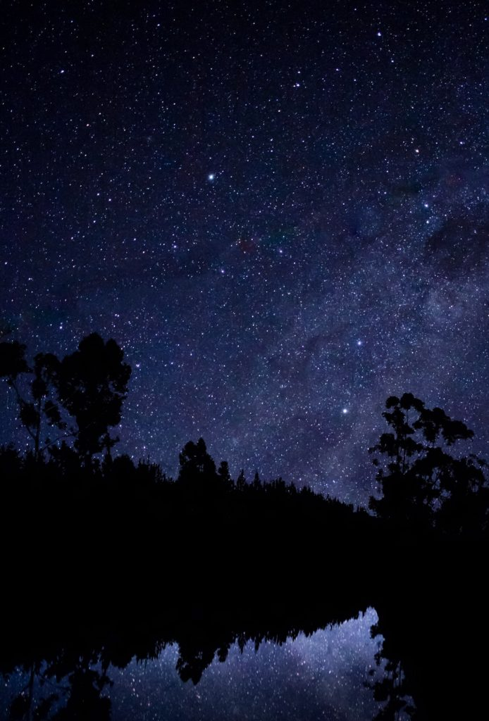 The Night Sky in a small town called Tulbagh